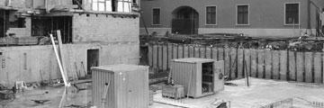 Überbauung «Kronenareal», CH - Rheineck - Referenzen - Andres Geotechnik AG - St.Gallen - Schweiz